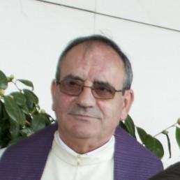 Don Pedro Matarranz, Párroco de Santo Tomás Moro